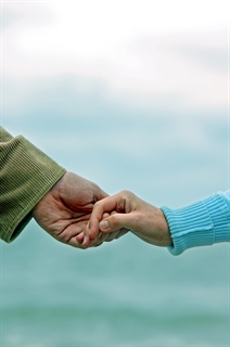 Hands, senior citizen, older adult, holding hands, handshake, will, planning, estate, legal documents