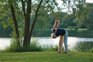Yoga, wellness, health, senior citizen, fitness, senior living communities